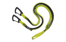 Edelrid Spinner Leash accessoire montagne vert/noir
